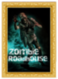 Zombie Roadhouse Game Master asking cust