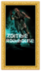 Breakut Escape Rooms Zombie Roadhouse game poster