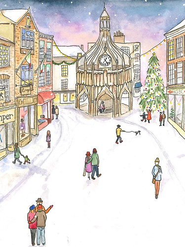 Christmas in Chichester