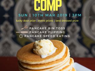 Shrove Tuesday Charity Day