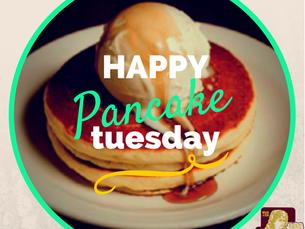HAPPY Flippin' Pancake Tuesday