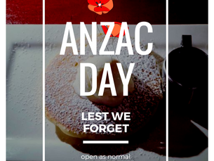 Anzac Day | Lest We Forget