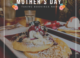 Mother's Day Bookings