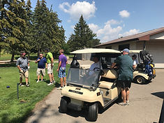Hamilto Golf Course Tournaments