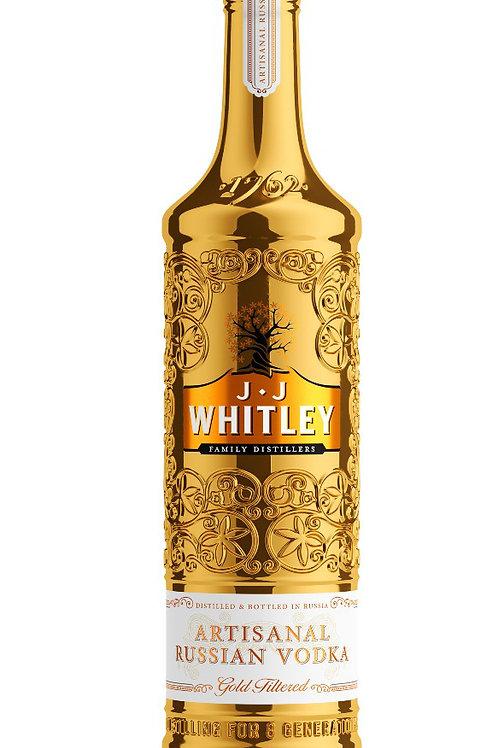 J Whitley Vodka 70cl