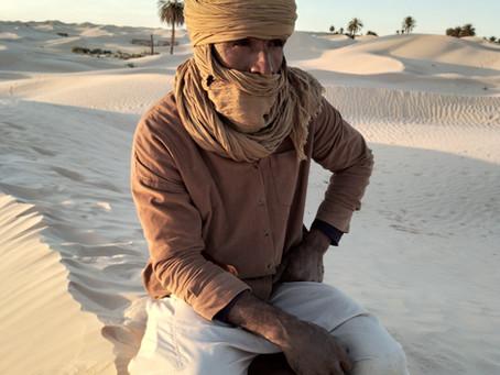 TAREK BENAOUN: PARCOURS D'UN GRAND CHAMELIER TUNISIEN /JOURNEY OF A GREAT TUNISIAN CAMEL DRIVER