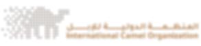 شعار LOGO ICO 2019 PARTENAIRE THE FIRST FAIR CAMEL AT PARIS AT JANVRY FRANCE
