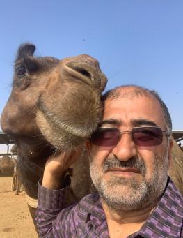 LE DOCTEUR ABDUL RAZIQ KAKAR UN GRAND SCIENTIFIQUE DU CHAMEAU AU PAKISTAN / A GREAT CAMEL SCIENTIST