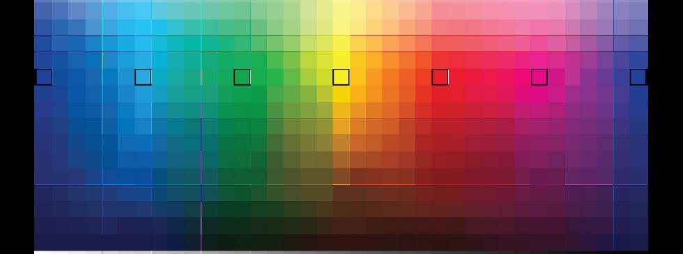 Standard Colour Guides
