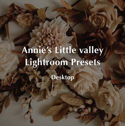 Annie's Little Valley Lightroom Presets Desktop
