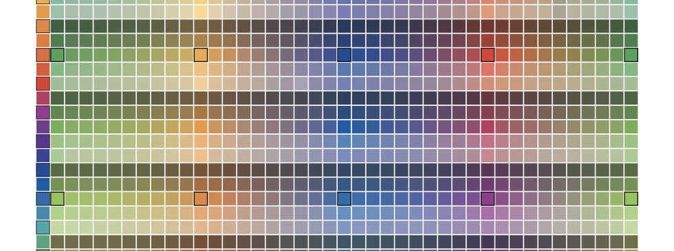 Complementary Colour Guides