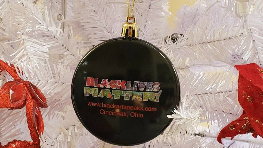 BLM Ornament