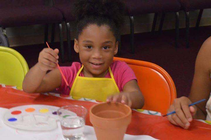 Children's Art Workshops/Events