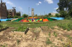 Harvest of Promise Mural