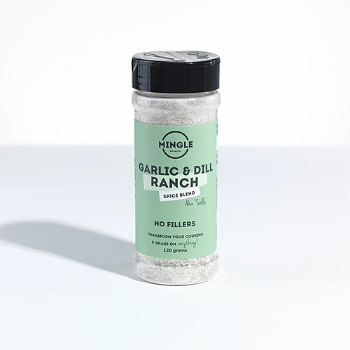 Mingle Dill & Garlic Ranch Seasoning