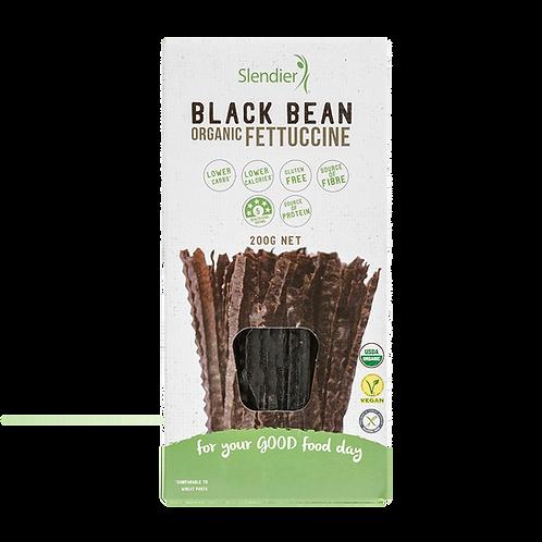 Slendier - Black  Bean Organic Fettuccine