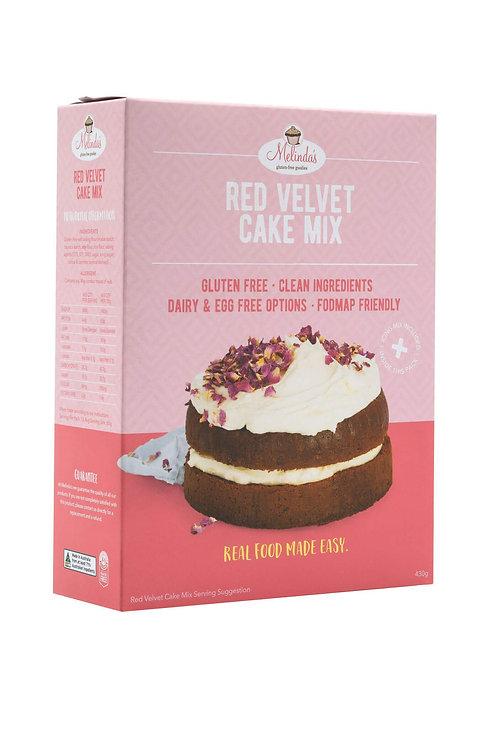 Melinda's Red Velvet Cake Mix