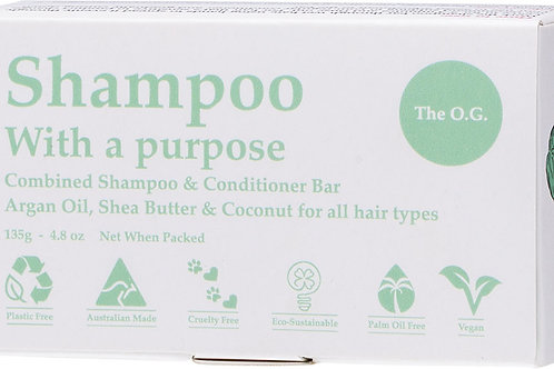 Shampoo with Purpose - The O.G (Normal Hair)