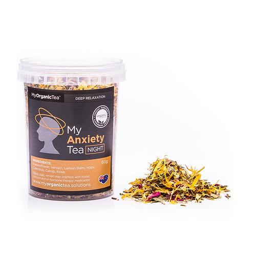 My Organic Tea - My Anxiety Tea Night (30 Serves)