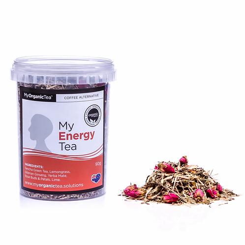My Organic Tea - My Energy Tea (30 Serves)