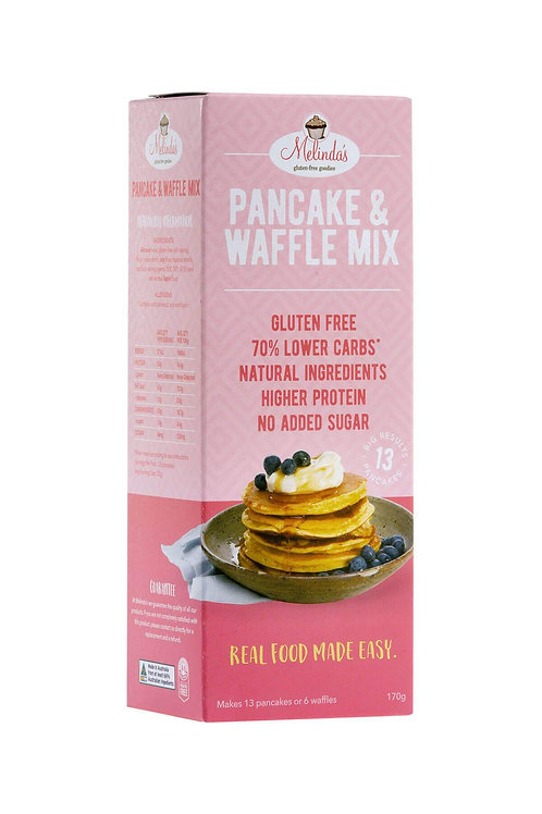 Melinda's Lower Carb Pancake & Waffle Mix