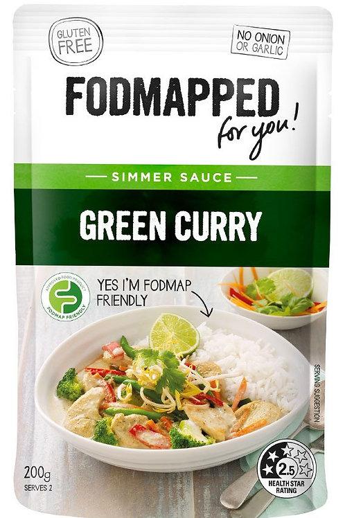Fodmapped Green Curry  Simmer Sauce