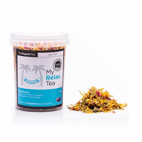 My Organic Tea - My Relax Tea (30 Serves)