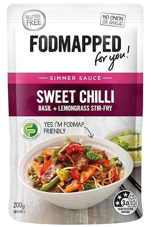 Fodmapped Sweet Chilli Basil & Lemongrass Stir-Fry   Simmer Sauce