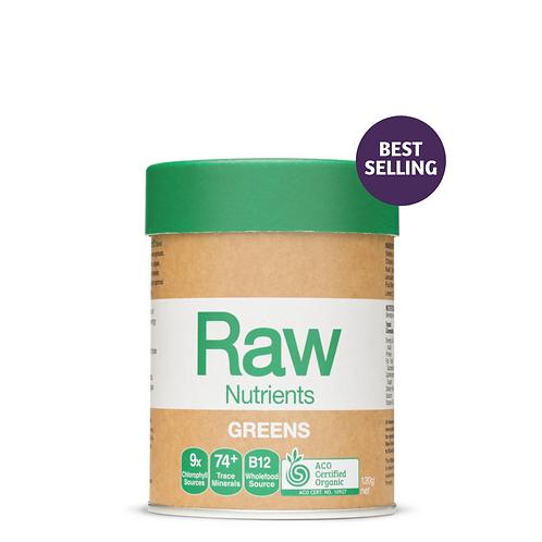 AMZONIA RAW NUTRIENTS GREENS