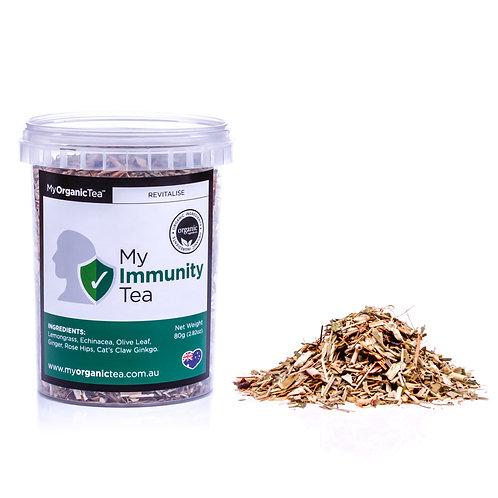 My Organic Tea - My Immunity  Tea (30 Serves)