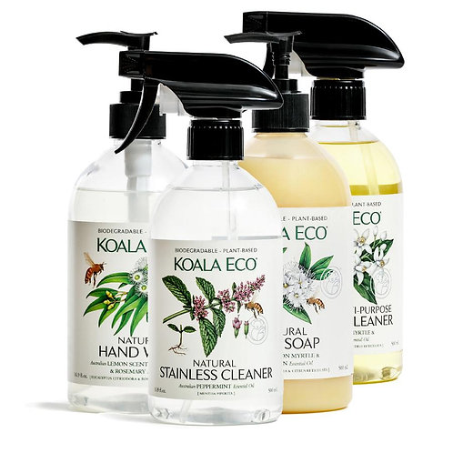 Koala Eco Natural Kitchen Cleaning Pack