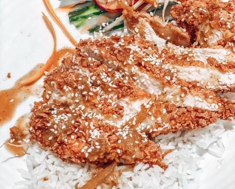The Best Ever Gluten Free Japanese Chicken Katsu Curry