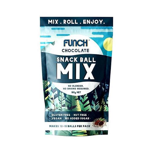Chocolate & Chia Snack Ball Mix 180g