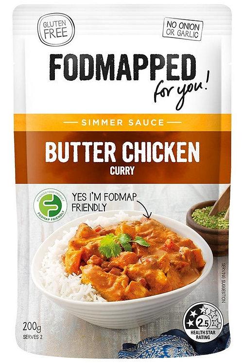 Fodmapped Butter Chicken Simmer Sauce