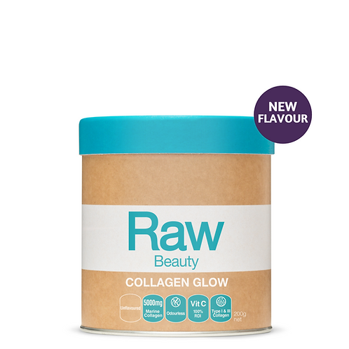 RAW BEAUTY COLLAGEN GLOW - UNFLAVOURED
