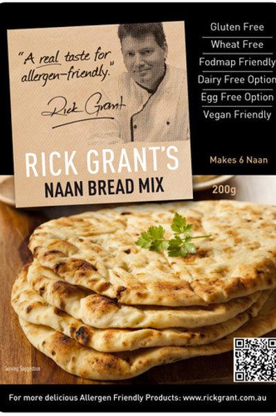 Rick Grant's Naan Bread Mix