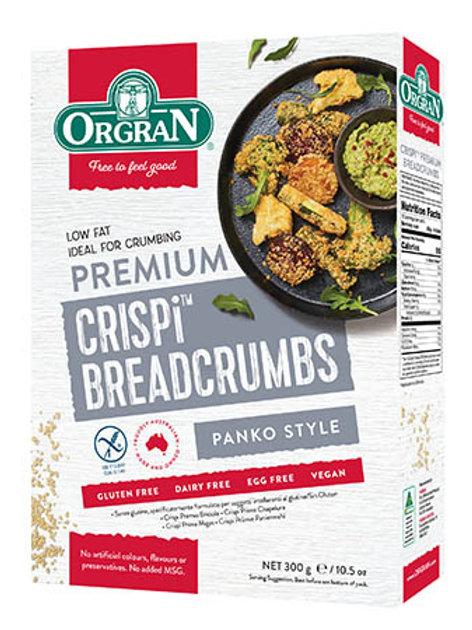 Orgran Crispi Premium Bread Crumbs