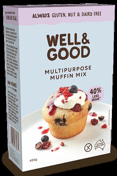 Well & Good Multi Purpose Muffin Mix