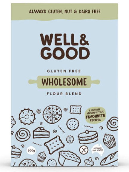 Well & Good Wholesome Flour 400g