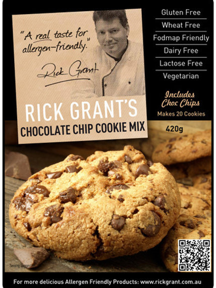 Rick Grant's Chocolate Chip Cookie Mix