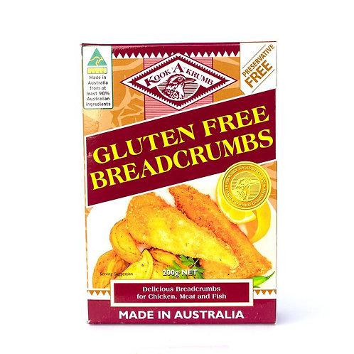 KookaKrumb Gluten  Free Fine White