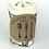 Thumbnail: APPLE GREEN DUCK Reusable Shopping Bag - Calico Gourmet Design