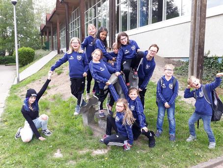 2. Runde Kids Cup: SV Schwerte 06 zu Gast in Bergkamen