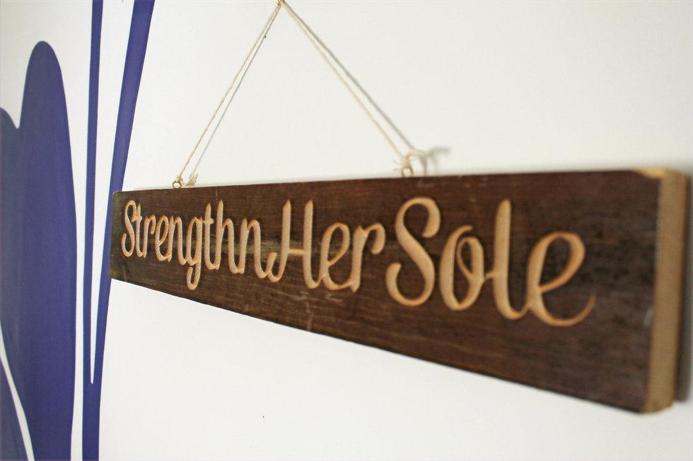 StrengthnHerSole women's running group empowerment