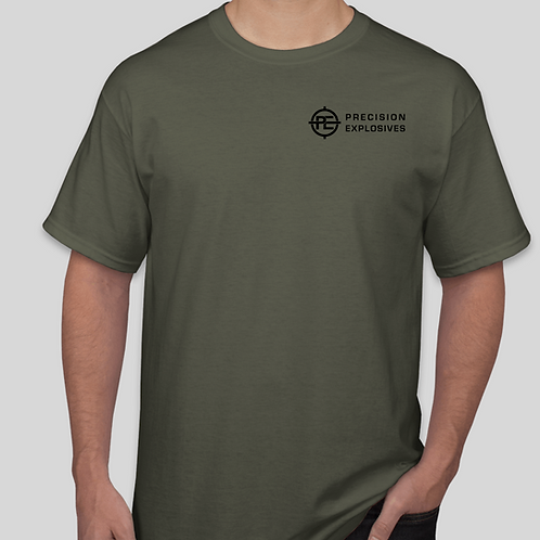 Precision Explosives T-shirt