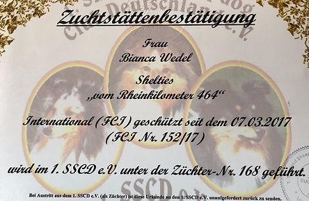 Zuchtstätte Biebsheim