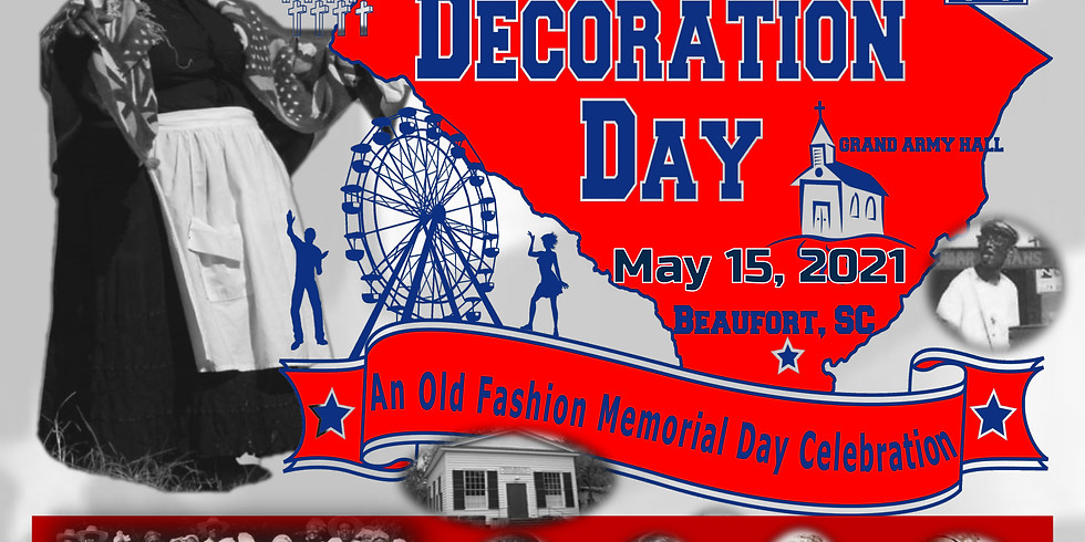 Decoration Day, An Old Fashion Memorial Day Celebration