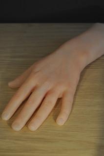 Silicone Hand