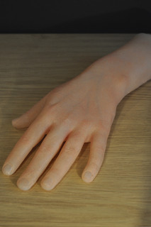 Silicone Hand