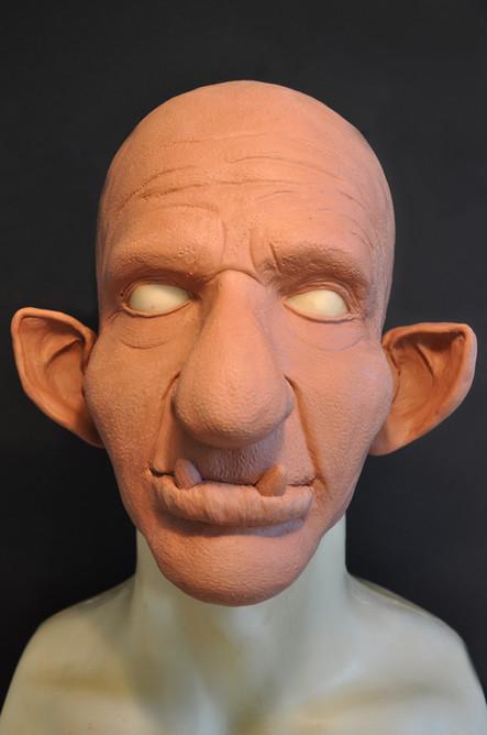Troll Sculpt